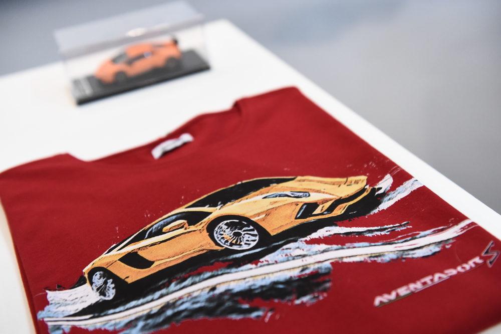 La collezione automobili lamborghini alla milano fashion for Design week milano 2019