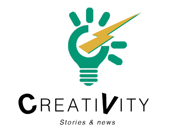 redazione Logo creativity stories & news