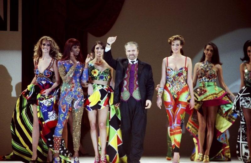 gianni versace curiosità creativity stories storie creativi italiani moda fashion designer stilisti donatella santo versus creatività italiana made in italy