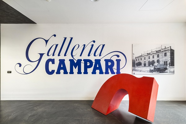 Arte Quotidiana Conversazione in Galleria Campari con Antonio Marras e Vincenzo Trione