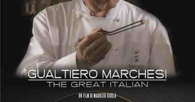 "Gualtiero Marchesi ""The Great Italian"", il documentario"