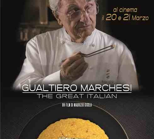 gualtiero marchesi the great italiano documentario gualtiero marchesi milano prima film amrchesi cucina cucinare italiano cucina italiana creatività in cucina creativity stories & news