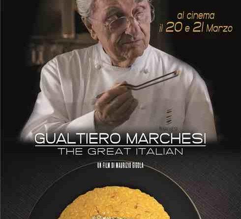 gualtiero marchesi the great italiano documentario gualtiero marchesi milano prima film amrchesi cucina cucinare italiano cucina italiana creatività in cucina creativity stories & news