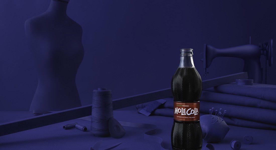Molecola è la prima cola interamente realizzata con ingredienti italiani